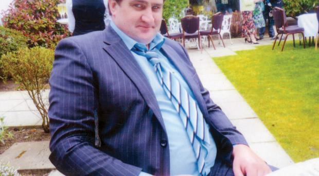Terence Fitzsimons suffered multiple organ failure after developing peritonitis following surgery