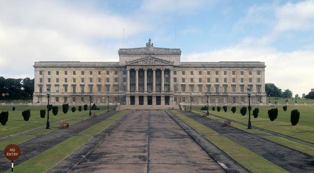 It is one of the four days during the year that the Assembly Commission has selected for illuminating Stormont's Parliament Buildings