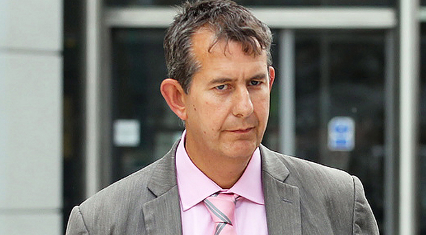Former Health Minister Edwin Poots