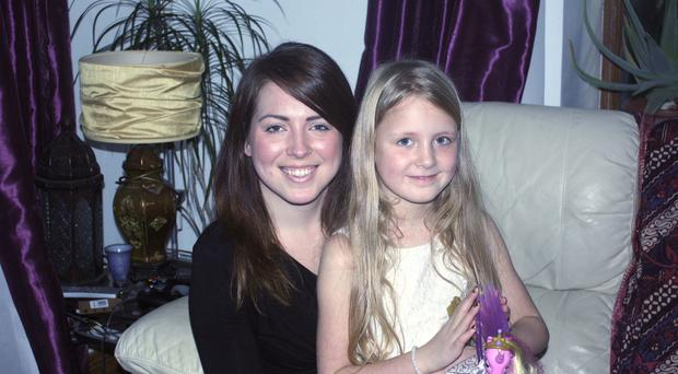 Adrianne Peltz and her daughter Leah