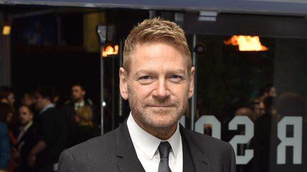 Sir Kenneth Branagh will receive his award at the ceremony in January