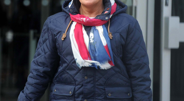 Ruth Patterson in 2014