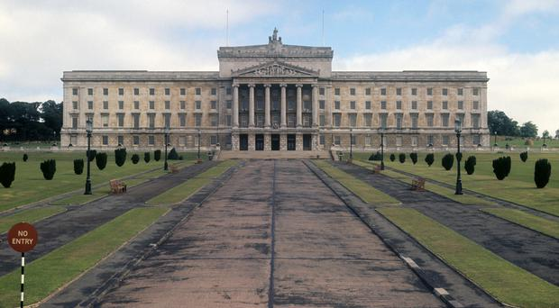 Northern Ireland's economy lags behind the rest of the UK because the Executive is failing the private sector