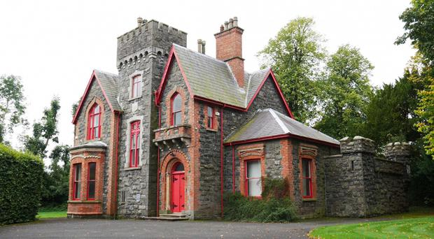The sale of the Old Rectory in Broughshane has prompted inquiries from Saudi Arabia and Singapore