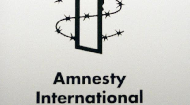 Amnesty International published an open letter to the Government in which doctors, midwives and healthcare professionals called for decriminalisation of terminations (Amnesty International/PA)