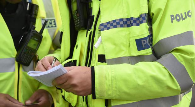 Police launched an anti-crime operation in Northern Ireland