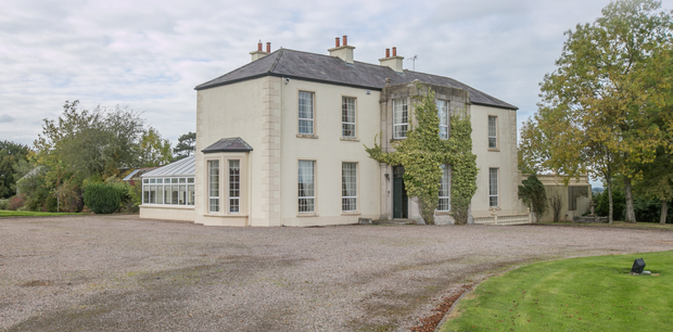 Stranocum Hall sold at auction yesterday for £307,500