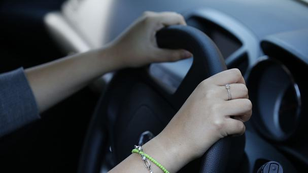 Just seven per cent of men concede that their female partner is a better driver than they are, a survey found