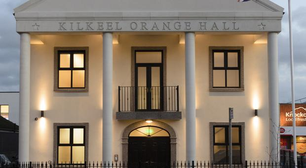 In demand: the new Orange Hall