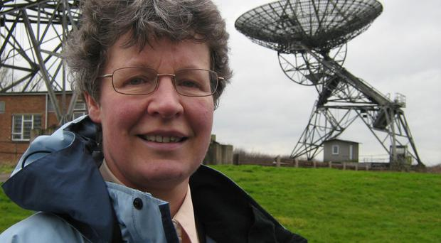 Northern Ireland-born astrophysicist Dame Jocelyn Bell Burnell