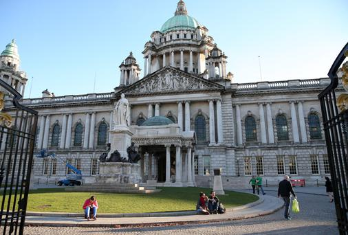 The case was taken by Belfast City Council.