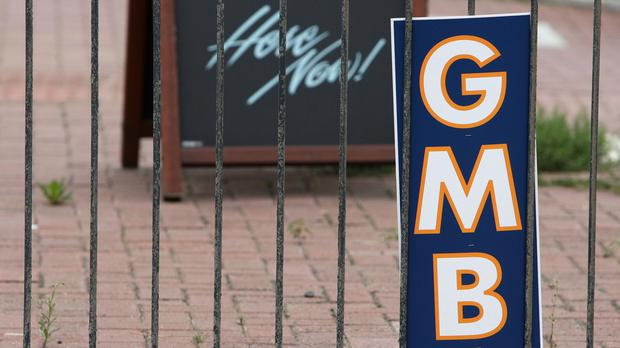 The GMB union expressed concern over the closures