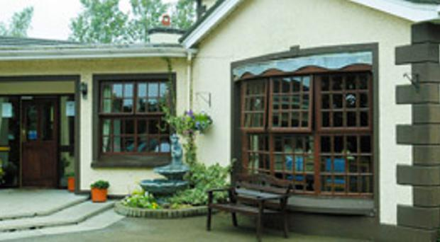 The Four Seasons Health Care home in Antrim