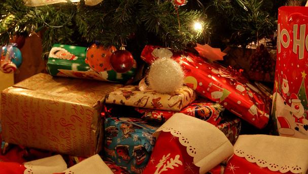 A survey found mothers will spend an average of £195 on each of their children this Christmas