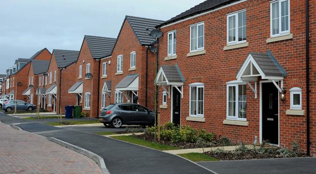 First-time buyers account for more than half of all house purchases here