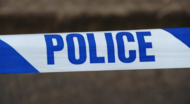 Police said a car belonging to an Indian family was set on fire at Meadow Drive, Antrim