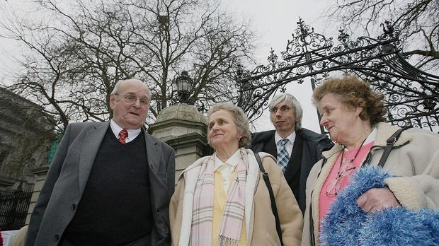 Members of Seamus Ludlow's family are launching legal action