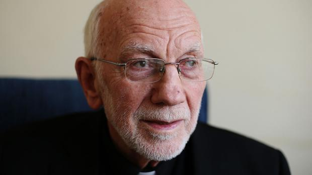 Fr Gerry Reynolds, who died after a short illness