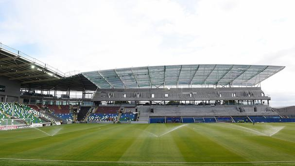 The National Football Stadium at Windsor Park