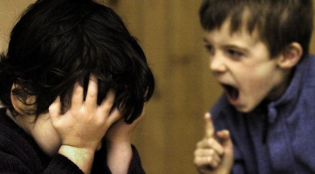 Anti-bullying legislation has been tabled at Stormont (Picture posed)