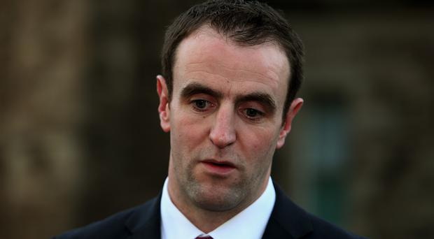 Mark H Durkan is determined to press the case for climate change legislation