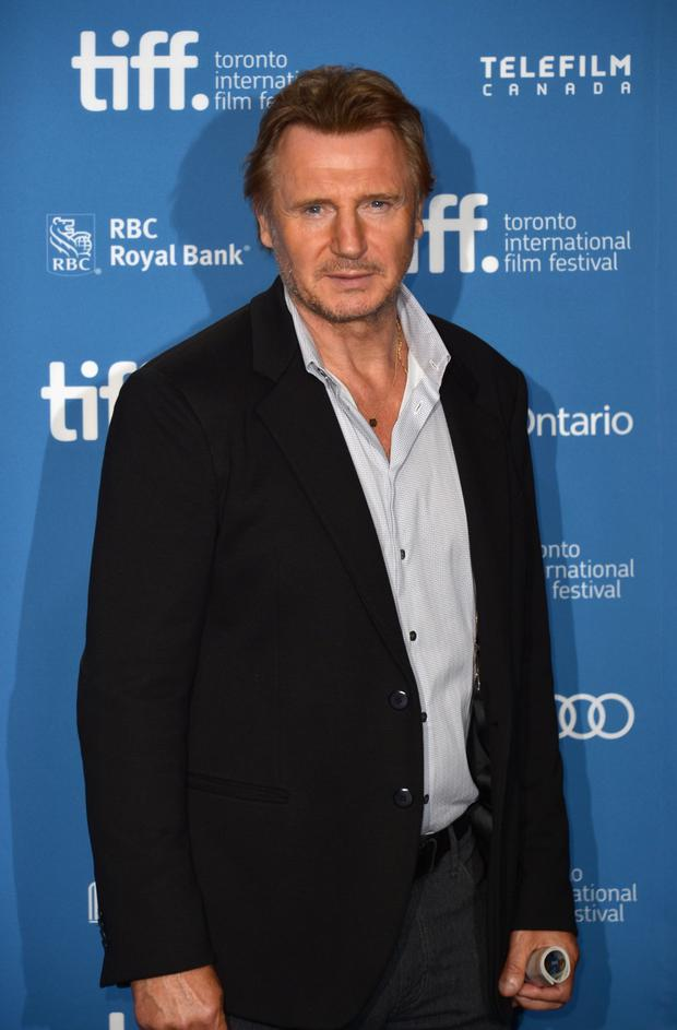Liam Neeson voiced the Amnesty pro-choice video