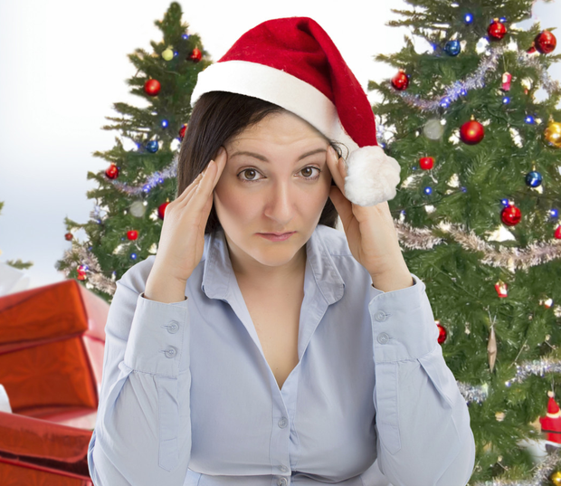 Finances are causing a Christmas headache