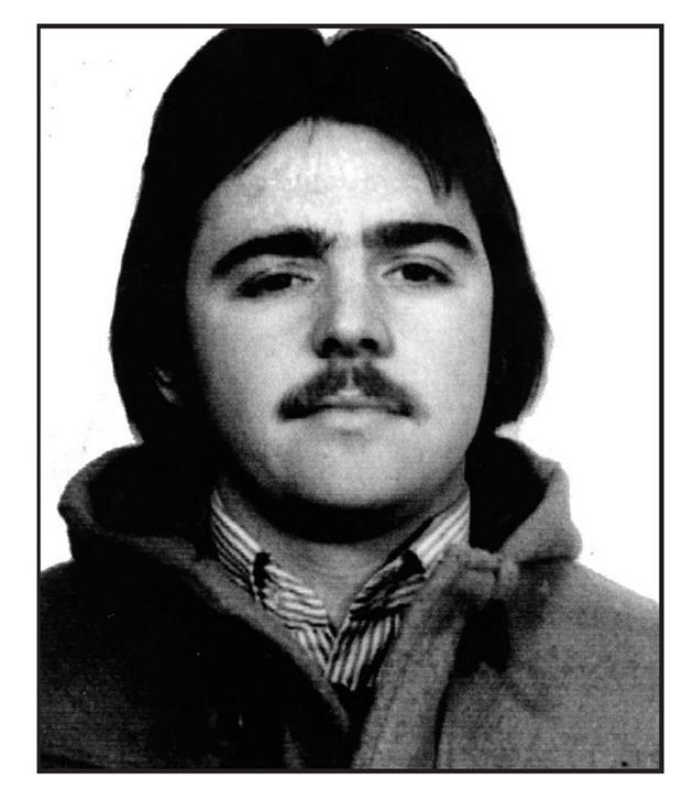 Brendan Megrew's body was found last year 36 years after he went missing