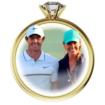 There is speculation that Rory McIlroy has proposed to his girlfriend Erica Stoll