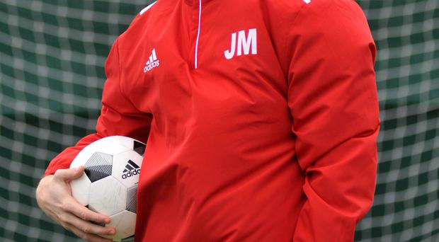 Special: Johnny McKinstry stands one step away from making history in African football.