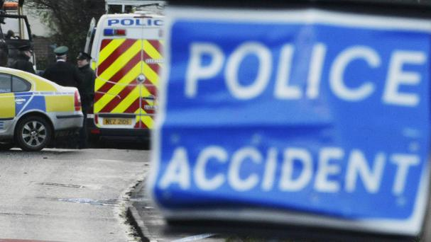 The car crash happened between Ballybogey and Portrush