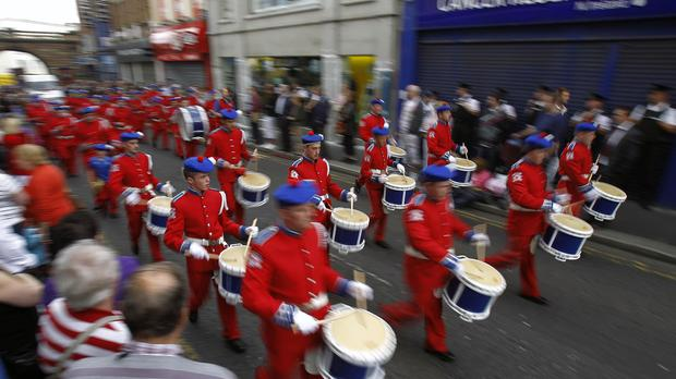 The alert came ahead of an Apprentice Boys parade