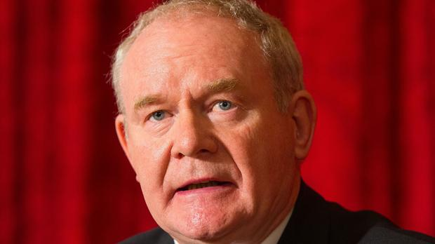Martin McGuinness rejected criticism that welfare powers were 'surrendered' to Westminster, saying the move saved £40m