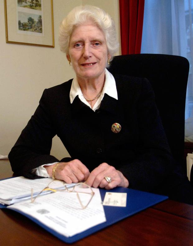 Commission chair: Baroness Butler-Sloss