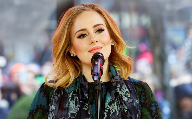 Adele will be playing to sell-out crowds in Belfast