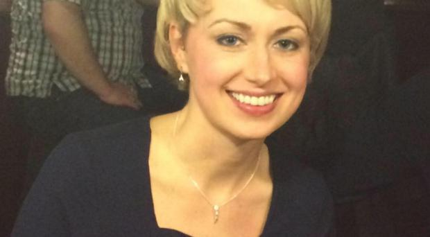 Funeral: Sarah McAnallen, who fought cancer for two years