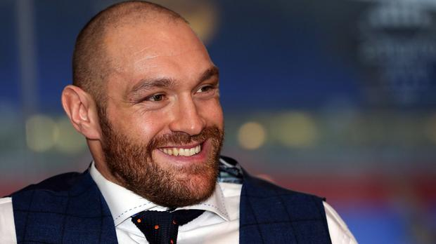 Tyson Fury has been criticised since an interview in November