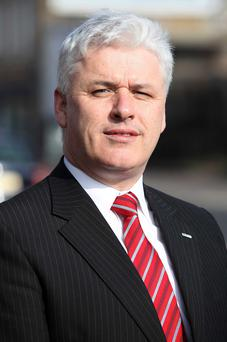 Fearghal McKinney MLA is deputy leader of the SDLP and the party's health spokesperson