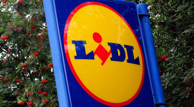 Lidl now has a new architectural design with a bigger warehouse and wider aisles