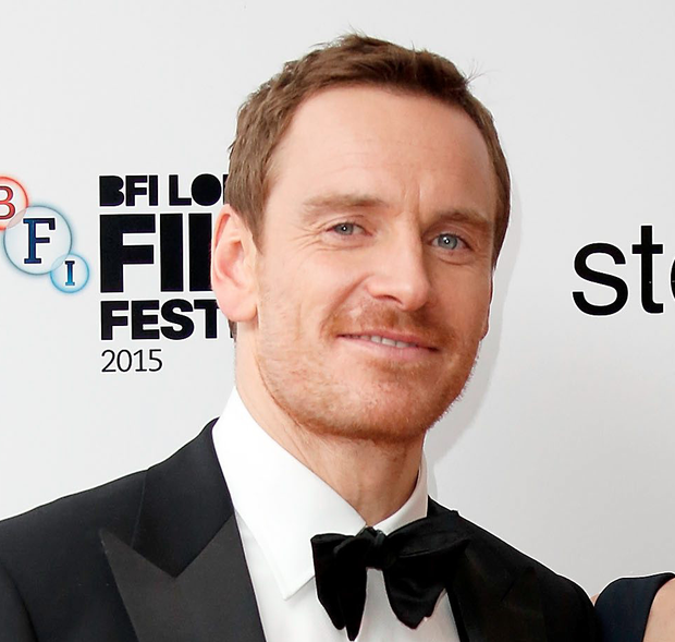 Nominee: Michael Fassbender