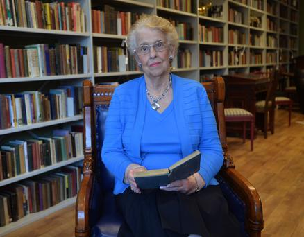 Welcome prayers: Baroness Paisley