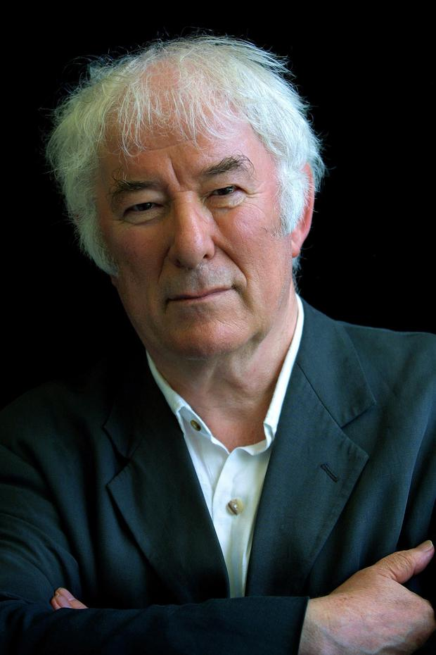 Two of Seamus Heaney's earliest works are up for auction