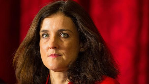 Northern Ireland Secretary Theresa Villiers has called for 'continued vigilance'