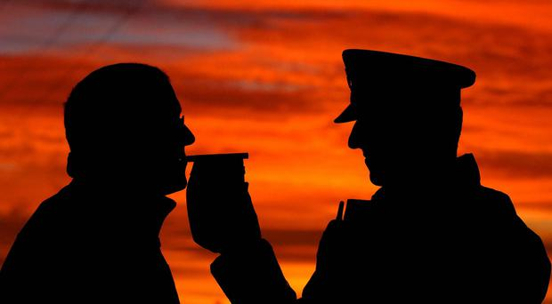 Police said they are appealing for all motorists to consider the consequences of drink-driving