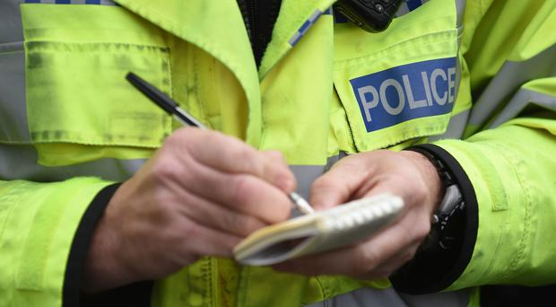The boxes of meat were stolen from premises in Dreen Road, Cullybackey