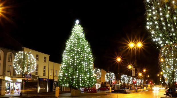 The Cookstown tree