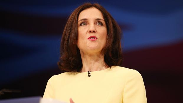 Theresa Villiers is in Dublin to hold talks on the Fresh Start Agreement