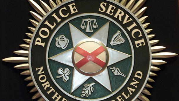 PSNI spokesman were alerted to the man's death on Monday evening