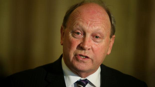 Jim Allister criticised the amount spent