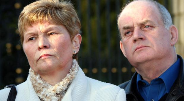 Breege and Stephen Quinn's son, Paul, was beaten to death by an IRA gang in 2007